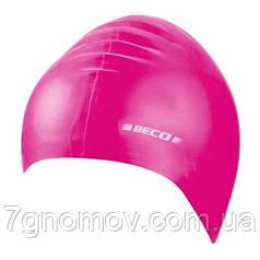 Шапочка для плавання Beco 7399 4 дитяча рожева
