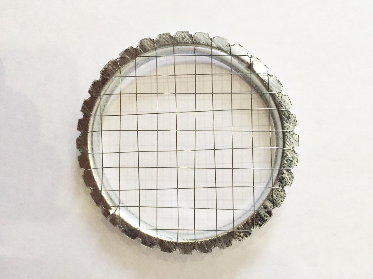 Овощерезка-яйцерезка сеточка (металл)