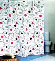 Штора для ванной душа Miranda 180х200см