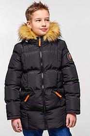 Куртка дитяча Тому NUI VERY - Графіт №40