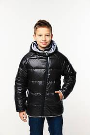 Куртка дитяча Стівен - Чорний