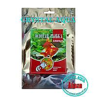 Корм Золотая Рыбка в хлопьях для всех видов золотых рыбок, пакет 500 мл/80гр, фото 1