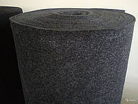Карпет ULTIMATE ширина 1,4м. Антрацит (тёмно-серый). Режим под заказ.