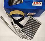 Радіатор пічки Нексія вузький LA 3059812-10, фото 2