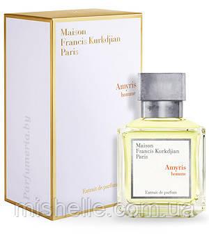 Парфюм Maison Francis Kurkdjian Amyris Homme extrait de parfum (Амурис Хом)