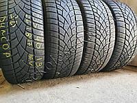 Зимние шины бу 235/40 R19 Dunlop