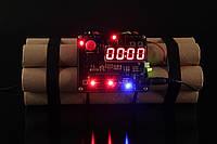 Часы-будильник UFT Dynamite