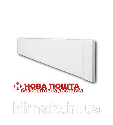 UDEN-150  Металлокерамический теплый плинтус UDEN-S, фото 2