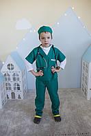 Дитячий карнавальний костюм Доктор, фото 1