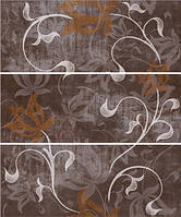Декор-панно Халкон Луук Графито Алюр-2 600*500 Halcon Look Grafito Alure-2 для стен.