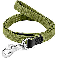 Повідець Collar брезент зі світловідбивною ниткою 3м*2,5 см (0505)