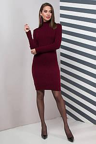 Вязаное платье Basic