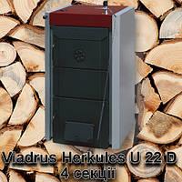 Котел Viadrus 22 D  4 секції 23,3 кВт., фото 1
