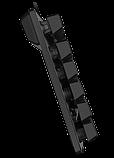 Клавиатура SVEN KB-G8500 игровая с подсветкой черная, фото 3