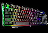 Клавиатура SVEN KB-G8500 игровая с подсветкой черная, фото 6