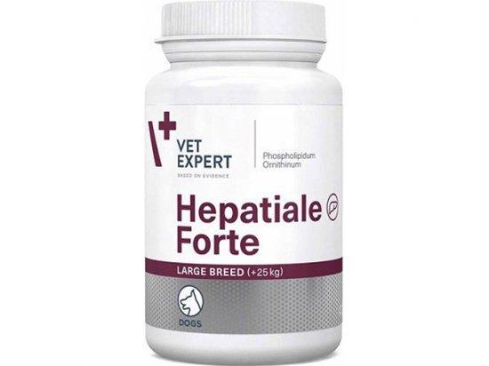 Гепатиале Форте Лардж Брит HEPATIALE FORTE LB VETEXPERT гепатопротектор для собак крупных пород, 40 таблеток