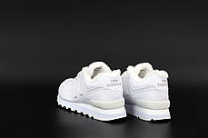 Зимние кроссовки New Balance Winter с мехом, женские кроссовки. ТОП Реплика ААА класса., фото 3