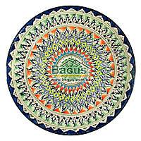 Ляган узбецький (тарілка узбецька) діаметр 42см ручна робота 4205-01