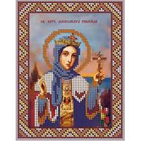 Св. Александра Римская размер: 13*17  К-во цветов: 8