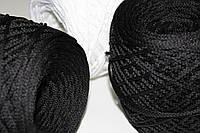 Шнур 3мм, (200м) Белый , Черный, фото 1