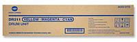 DR-311 Фотоцилиндр для YMC на 90 000 копий (нужен отдельный для каждого тонера) для bizhub C220/280/360