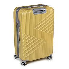 Дорожная Чемодан 31 ABS-пластик 802 yellow, фото 2