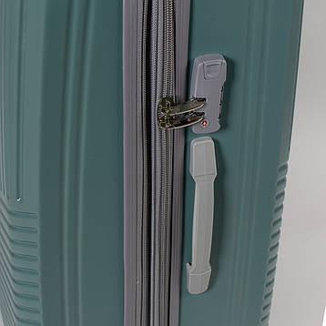 Дорожная Чемодан 31 ABS-пластик 802 blue, фото 2