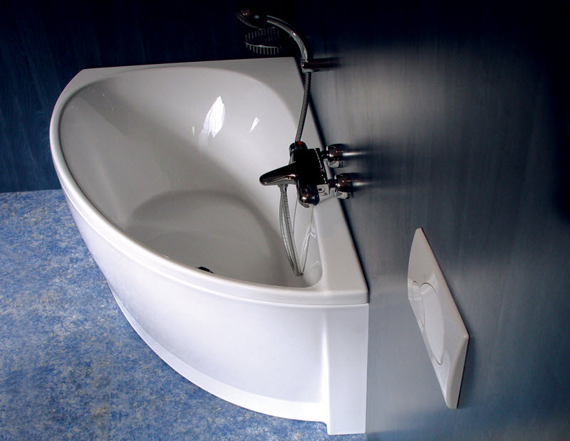 Ванна AVOCADO 160 L/R