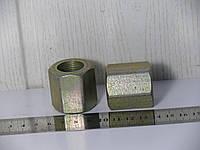 Гайка М22х1,5 стремянки задней рессоры ЗИЛ, КАМАЗ (высокая)