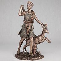 Статуэтка Veronese Богиня Охоты Диана 29 см 71397