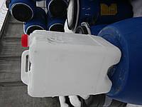 Канистра 10 литров пластиковая б/у (техническая)