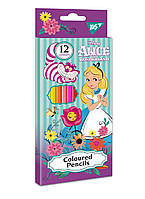 "Олівці кольор.""YES"" 12кол. Alice 290591"