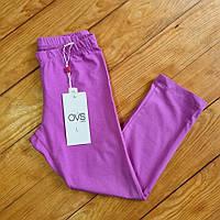 Капрі для дівчинки, ріст 104, колір бузковий