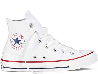 Кеди Converse Style All Star Білі високі (41 р.) Тотальний розпродаж