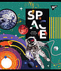 Зошит А5 18 Лін. YES Space Abstract, 10 шт/уп., фото 3