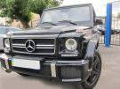 Тюнинг Mercedes Benz G63, обвес AMG