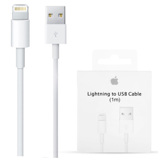 Кабель Apple USB to Lightning (White) MD818/MQUE2