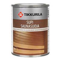 """Супи Саунасуоя защитный состав для обработки сауны и бани ТМ """"Tikkurila"""""""