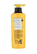 Шампунь для фарбованого та пошкодженого волосся LG Elastine Intensive Damage Care, 400 мл, фото 2