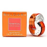 Миниатюра Bvlgari Omnia Indian Garnet 5ml