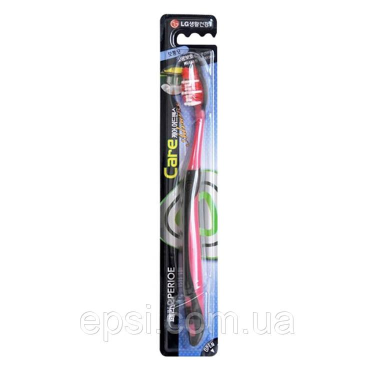 Зубна щітка з м'якою щетиною LG Perioe Care Advance