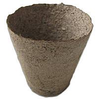 Торфяной горшочек, диаметр 60 мм - Украина, фото 1
