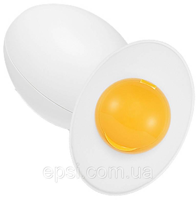 Пілінг-гель з екстрактом яєчного жовтка Holika Holika Smooth Egg Skin Peeling Gel, 140 мл