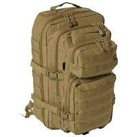 Тактический однолямочный рюкзак Mil-Tec One Strap Assault 36 л. Coyote (14059205), фото 1