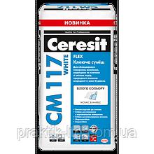 Клей для мармуру CERESIT CM-115 25кг