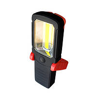 Ліхтарик BL 205 COB Червоний