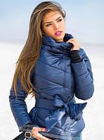 Демисезонная стеганная куртка S M L, фото 1
