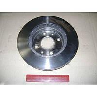 Диск тормозной ВАЗ 2110 передний вентилируемый эконом/упак. (пр-во Автореал)