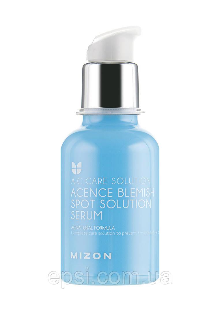 Сыворотка для проблемной кожи Mizon Acence Blemish Spot Solution Serum, 30 мл