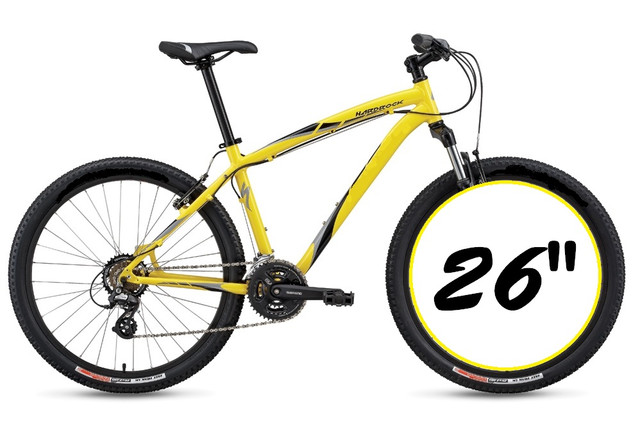 """Велосипеды 26"""""""